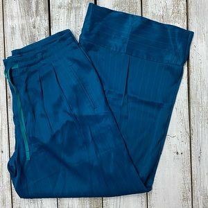 Silky Wide-leg Pants